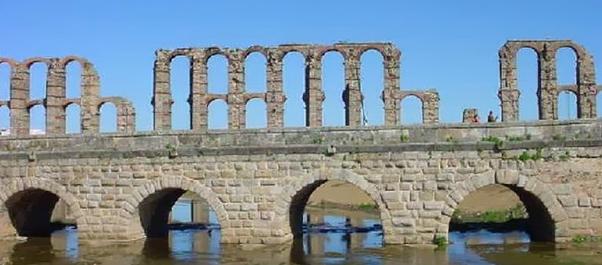 Puente Romano Albarregas