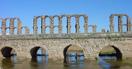 Miniatura Puente Romano Albarregas