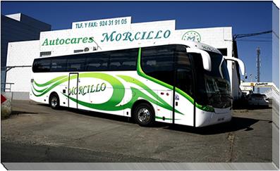 AUTOCARES MORCILLO